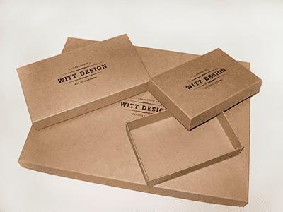 Коробка для бургера Рог Изобилия